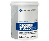 Decorum Stucco Multieffet (Base Perle)