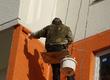 Окраска фасадов зданий с применением систем теплоизоляции